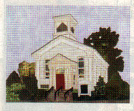 example of Nancy's fabric art
